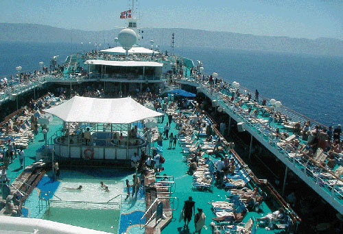 Ensenada Cruise 2004